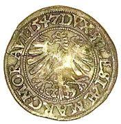 1 Groschen - Ferdinand I (Wroclaw) – reverse