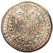 1 Thaler - Leopold I (Oppeln) – reverse