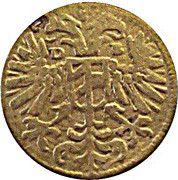 3 Pfennig - Ferdinand II (Neisse) – obverse