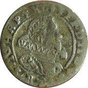1 Kreuzer - Ferdinand II (Neisse) – obverse