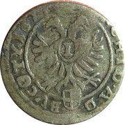 1 Kreuzer - Ferdinand II (Neisse) – reverse