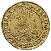 1 Ducat - Ferdinand III (Breslau) – obverse