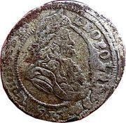 1 Kreuzer - Leopold I (Breslau) – obverse
