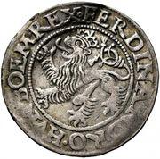 3 Kreuzer - Ferdinand I (Wroclaw) – obverse
