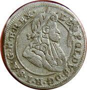 1 Kreuzer - Leopold I (Brieg) – obverse