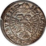 3 Kreuzer - Joseph I (Brieg) – reverse