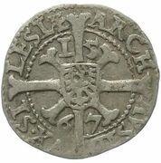 1 Kreuzer - Maximilian II. (Breslau) – reverse