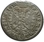 3 Kreuzer - Ferdinand II (Glatz) – reverse