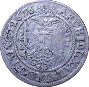 3 Kreuzer - Ferdinand III (Breslau) – reverse