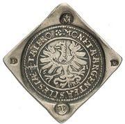 ¾ Thaler - (Silesian Estates; Siege issue; Glogau mint) – obverse