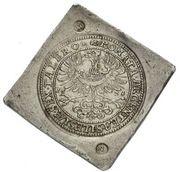 6 Thaler (Silesian Estates; Siege issue; Glogau mint) – obverse