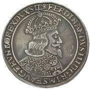 1 Thaler - Ferdinand III (Breslau) – obverse