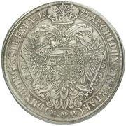 1 Thaler - Leopold I (Breslau) – reverse