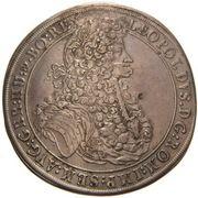 1 Thaler - Leopold I (Brieg) – obverse
