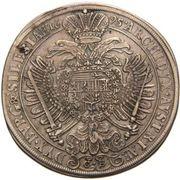 1 Thaler - Leopold I (Brieg) – reverse