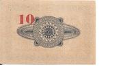 10 Pfennig (Namslau; Kaufmännischer Verein) -  reverse