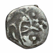 ½ Drachm - Chach of Alor (Sindh and Multan) – obverse