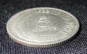 5 Cents (magnetic) -  obverse