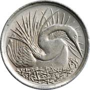 5 Cents (non-magnetic) -  obverse
