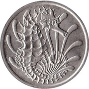10 Cents -  reverse