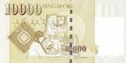10,000 Dollars – reverse