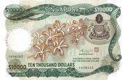 10000 Dollars – obverse