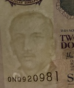 2 Dollars (Board of Commissioners of Currency) -  obverse