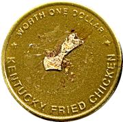 1 Dollar - Kentucky Fried Chicken – reverse