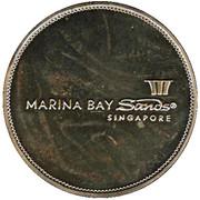 Token - Marina Bay Hotel Singapore (3 of 3) – reverse