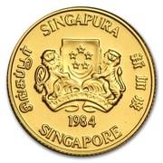 1 Dollar (Gold Bullion) – obverse