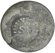 Cayenne Stuiver (Host coin Danish Skilling) – obverse