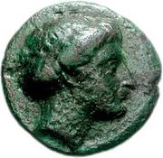 Bronze Æ15 -  obverse