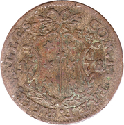 1 Batzen - Franz Friedrich Ambüel – reverse