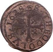 ½ Batzen - Republik Wallis – reverse