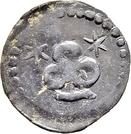 1 Pfennig - Adrian I – obverse
