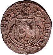 ½ Batzen - Adrian III – obverse