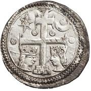 Denár - IV. Béla (1235-1270) – reverse