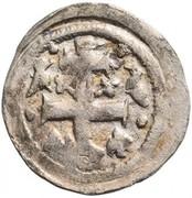 Bagattino - István Babonich Bán (1280-1282) as a vassal of  IV. László – reverse