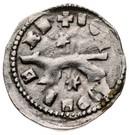 Obulus -V. István (1270-1272) – obverse