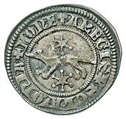 Denár - IV. Béla (1235-1270) -  obverse