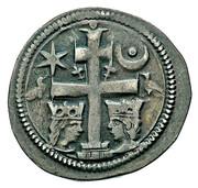 Denár - IV. Béla (1235-1270) -  reverse