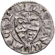 Denár - Pál Ugali Bán, as vassal of Crown Prince István – obverse