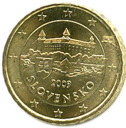 10 Euro Cent -  obverse