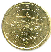 20 Euro Cent -  obverse