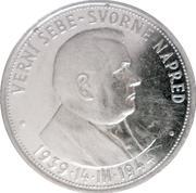 50 Korún (Slovak Republic Anniversary) – reverse