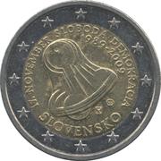 2 Euro (Freedom) -  obverse