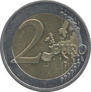 2 Euro (Freedom) -  reverse