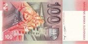 100 Korún – reverse