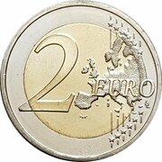 2 Euro (Milan Rastislav Štefánik) -  reverse