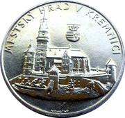 Token - Mestsky Hrad v Kremnici – obverse